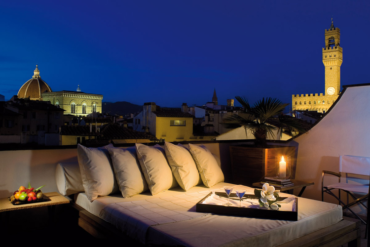 Art Gallery Hotel in Florence