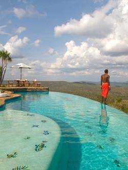 Kenya in a private villa