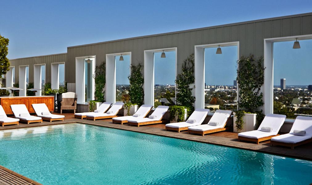 The Mondrian, L.A.