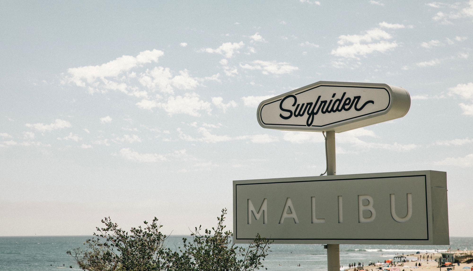 The Surfrider, Malibu
