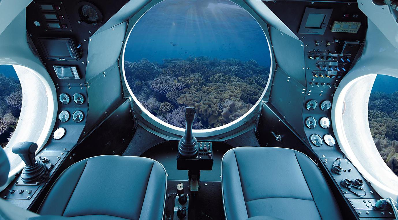 yellow submarine adventure