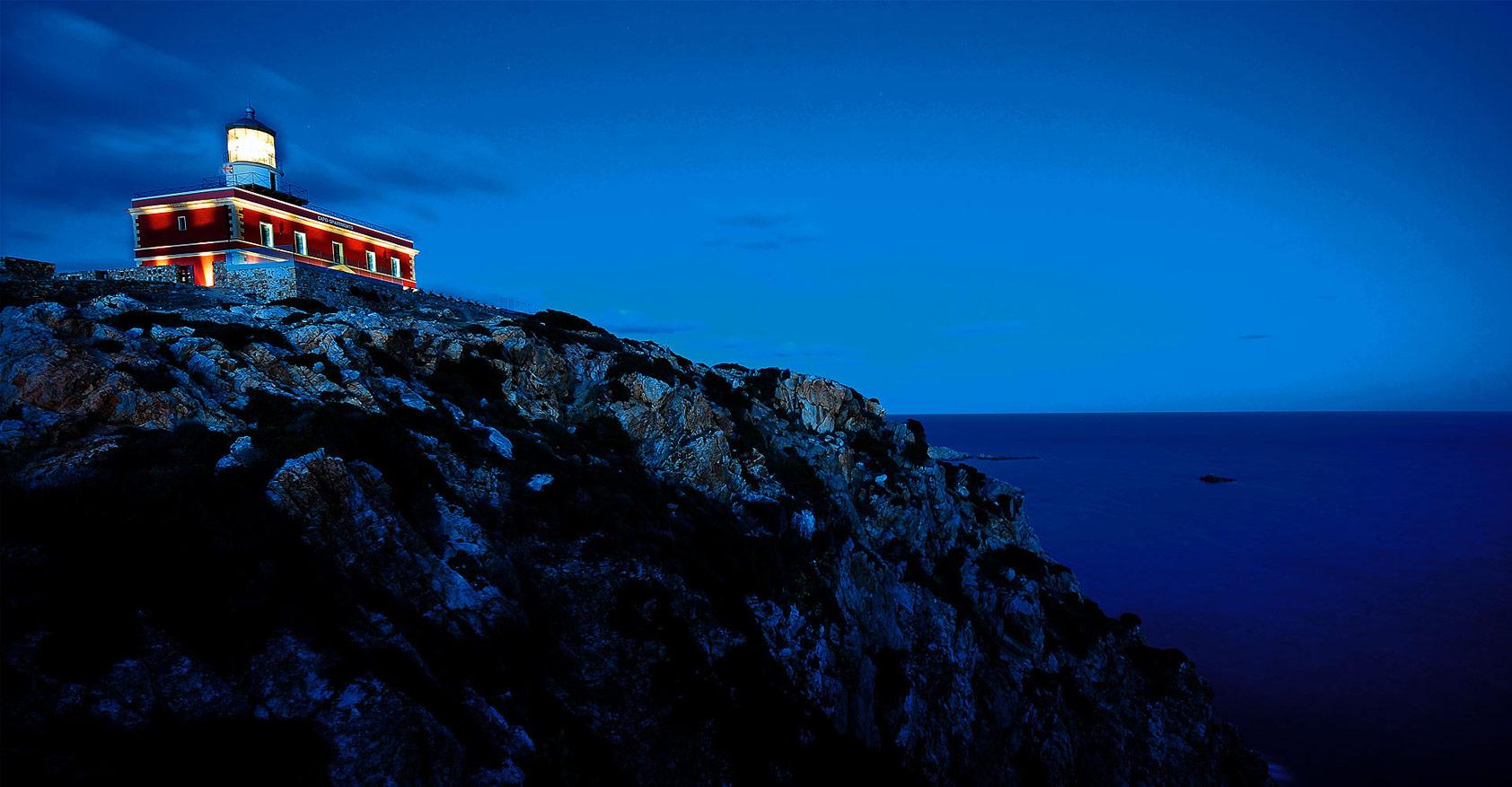Faro Capo-Spartivento, Sardinia