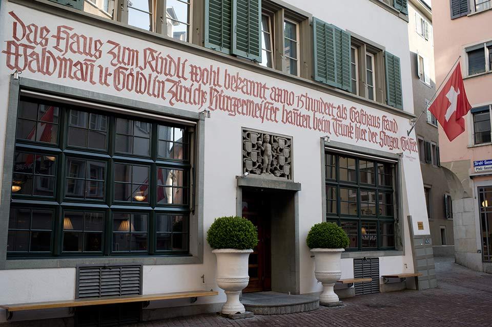 Kindli Hotel Zurich