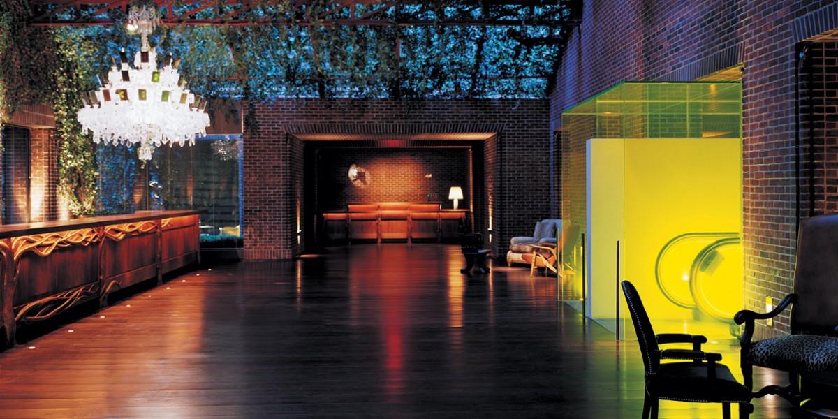Hudson New York daredevil design