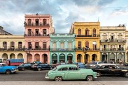 Colorful Havana, the Saratoga