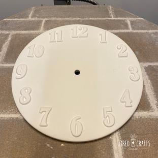 Wall Clock - £30