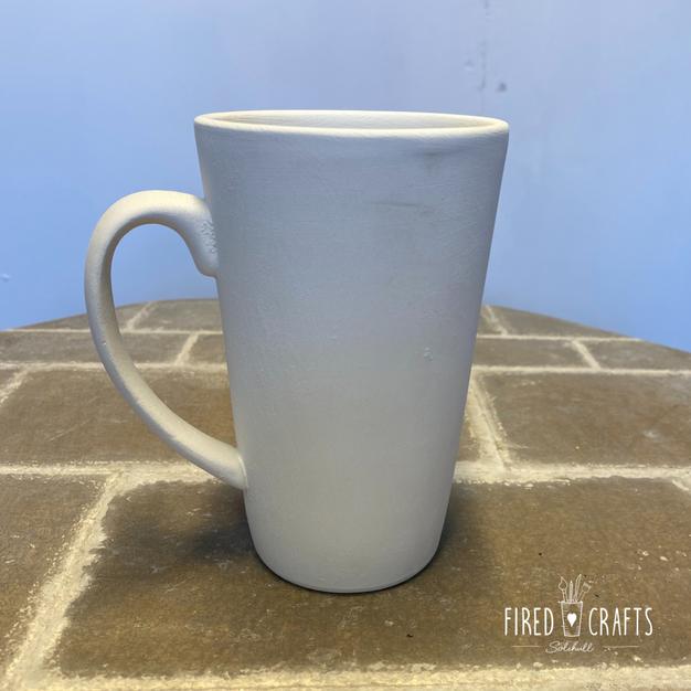 Latte Mug - £12