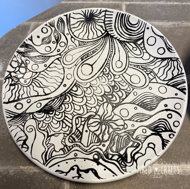 Wellbeing Plate - £16-£18