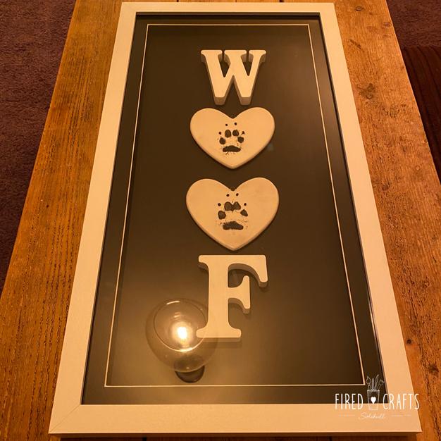 WOOF Frame - £69