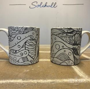 Wellbeing Mug - £15