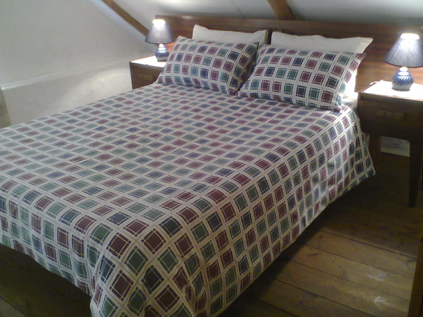 Die Stal Main Bedroom