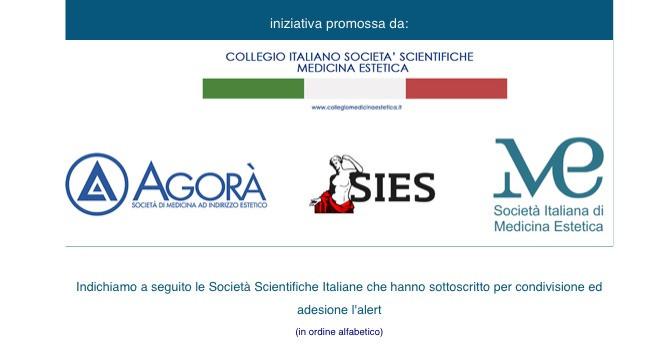 COLLEGIO ITALIANO SOCIETÀ SCIENTIFICHE MEDICINA ESTETICA