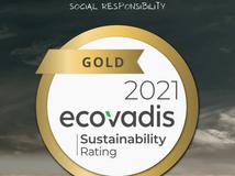 AGORA': Medaglia d'oro in Corporate Social Responsibility e sostenibilità per ECOVADIS