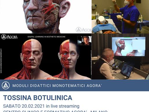 TOSSINA BOTULINICA - Recap corso monotematico 20.02.2021