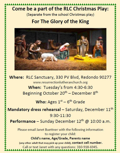 Glory of the King Flyer.JPG
