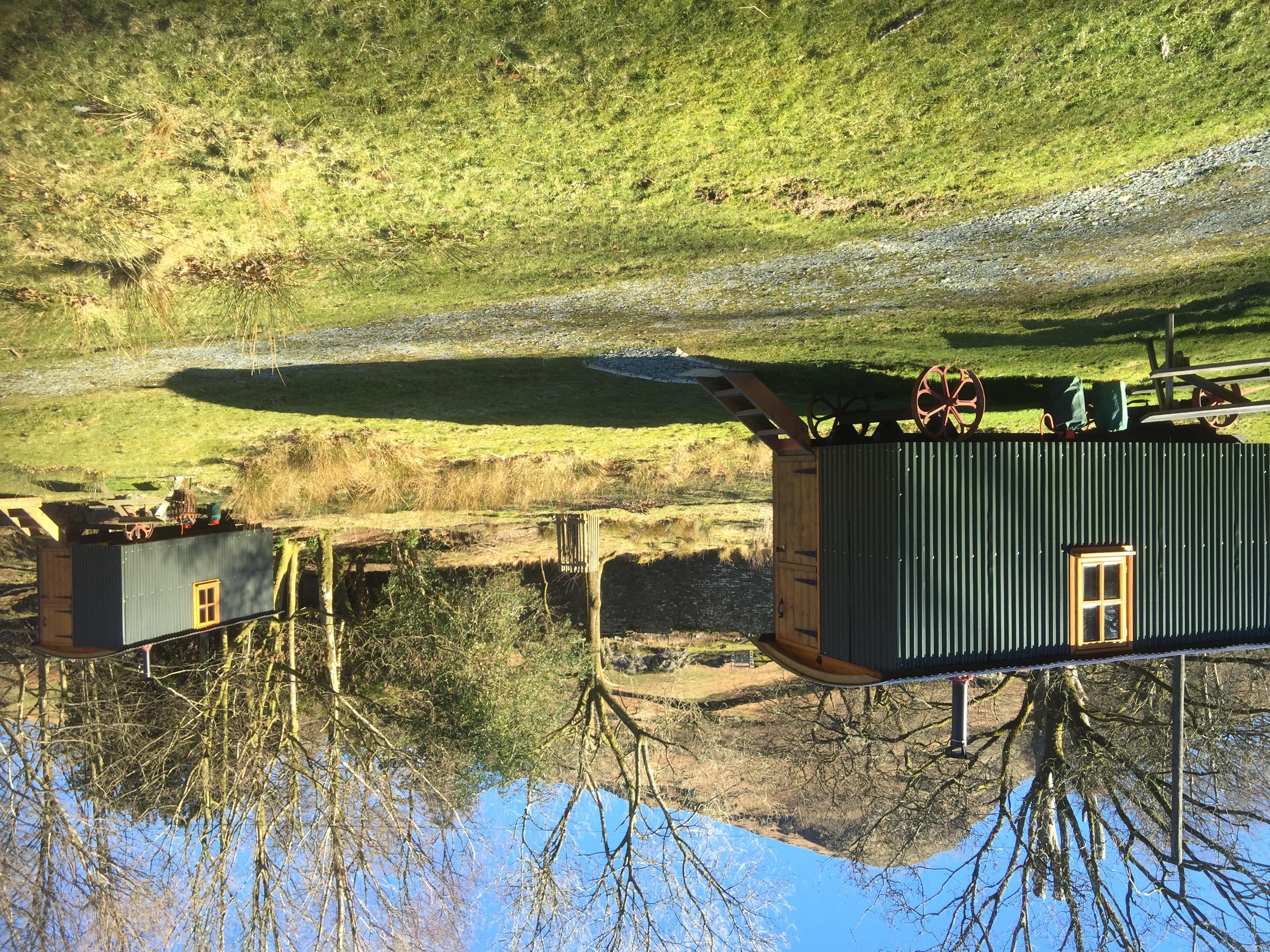 The Herdwick Huts
