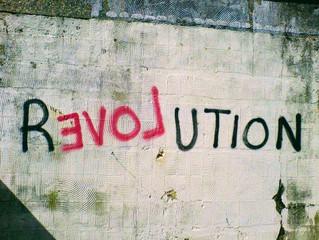 La véritable révolution.
