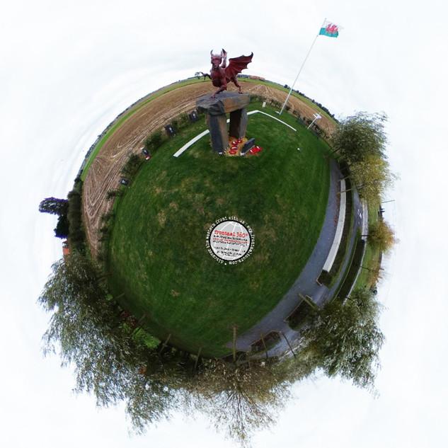 Welsh Memorial Park Langemark