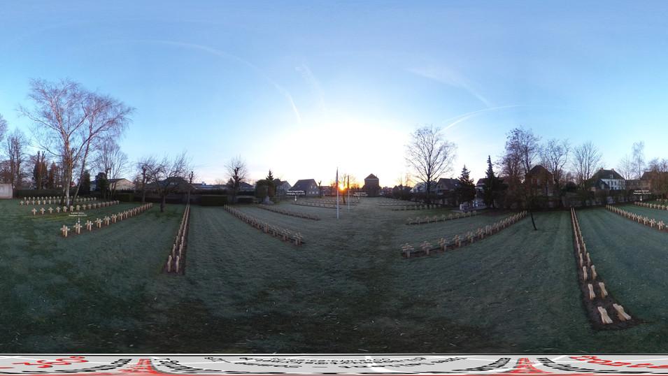 Franse begraafplaats, Machelen-aan-de-Leie