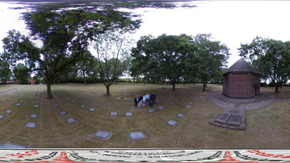 Menen Wald German Cemetery
