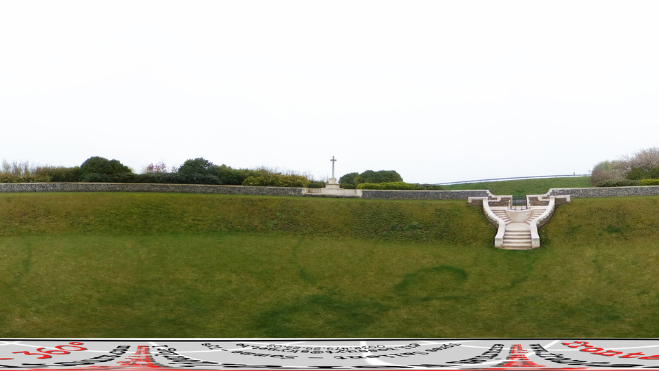 Zivy Crater Cemetery (Thélus)