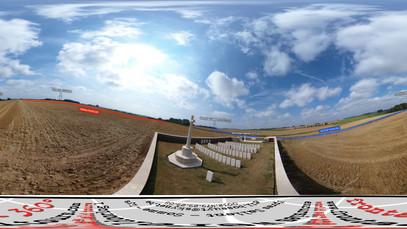Serre Road Cemetery n°3 (Somme)