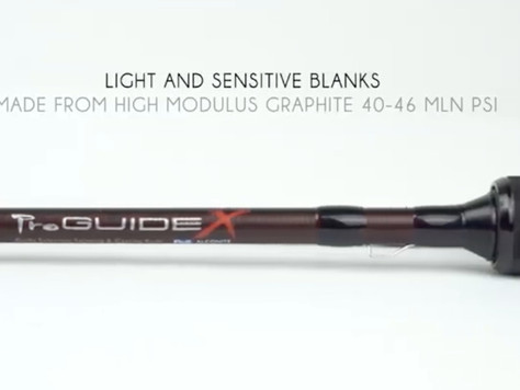 "Dragon ""ProGuide X"" Rod Range"
