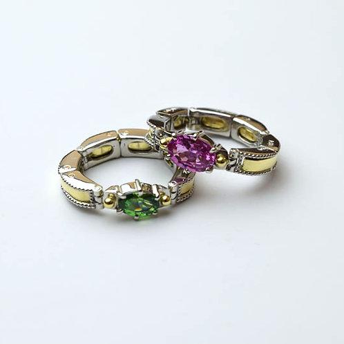 Ring Ruby Emerald