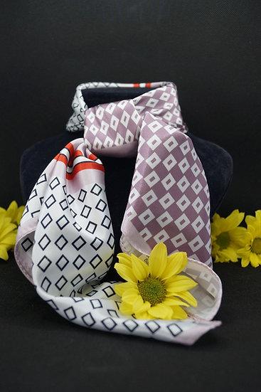 Silky satin scarf/bandanas