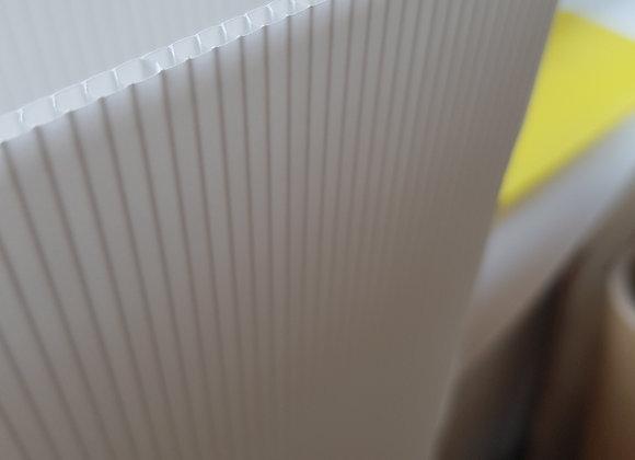 Panneau PVC Alvéolaire
