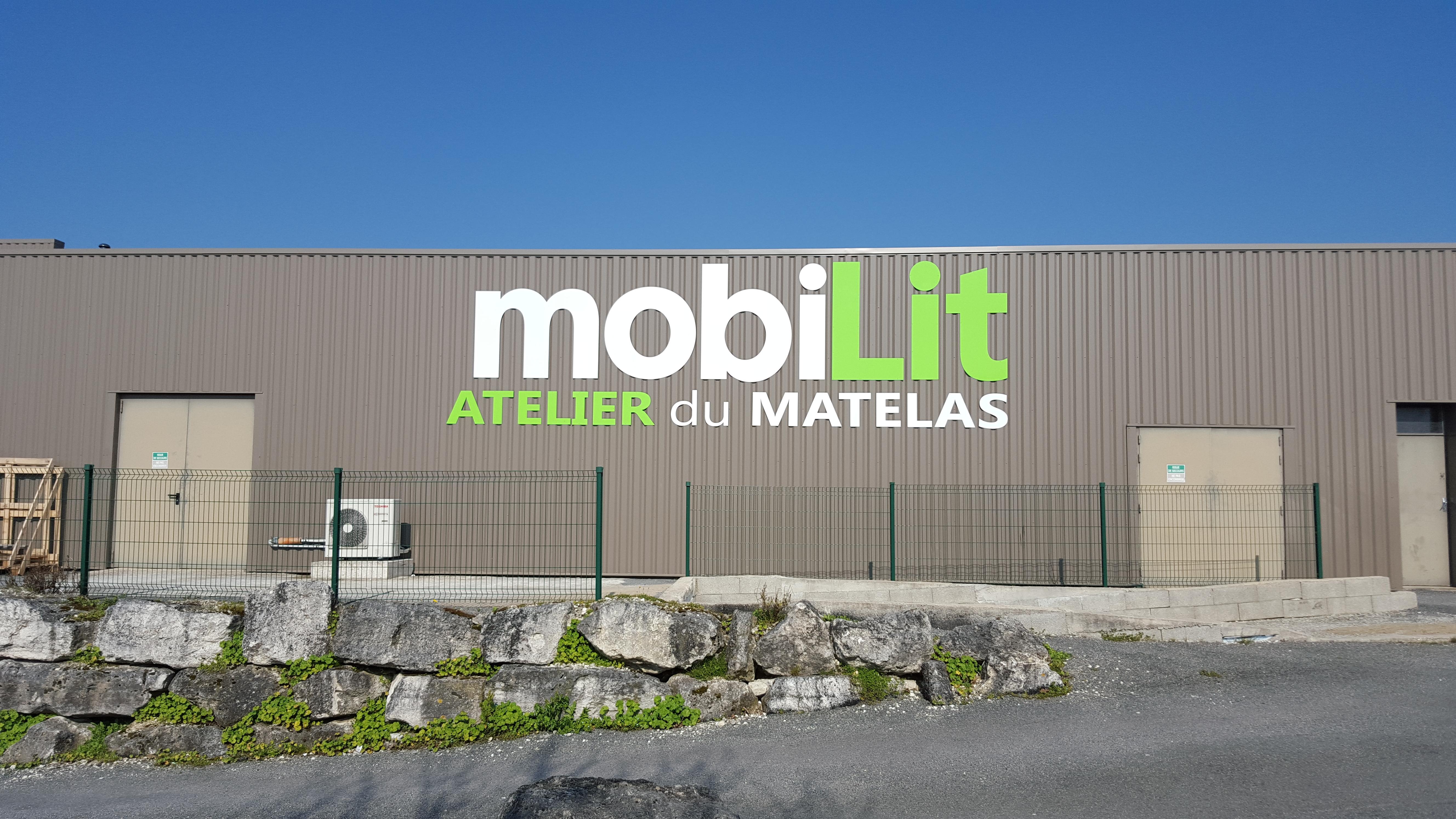 Enseigne MobiLit