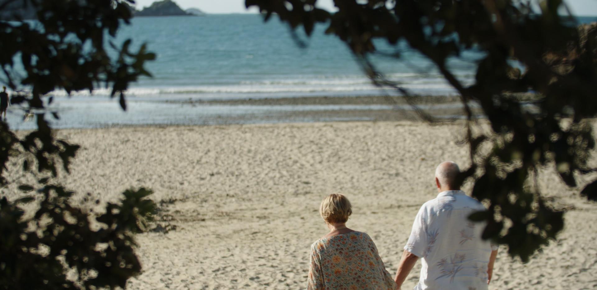 Beach Walk Pohutukawa Waiheke Retirement Village