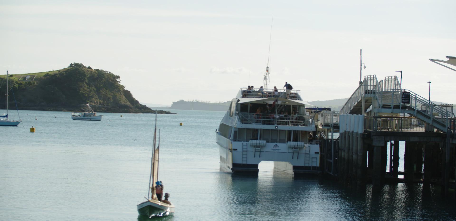 Waiheke Ferry Waiheke Retirement Village