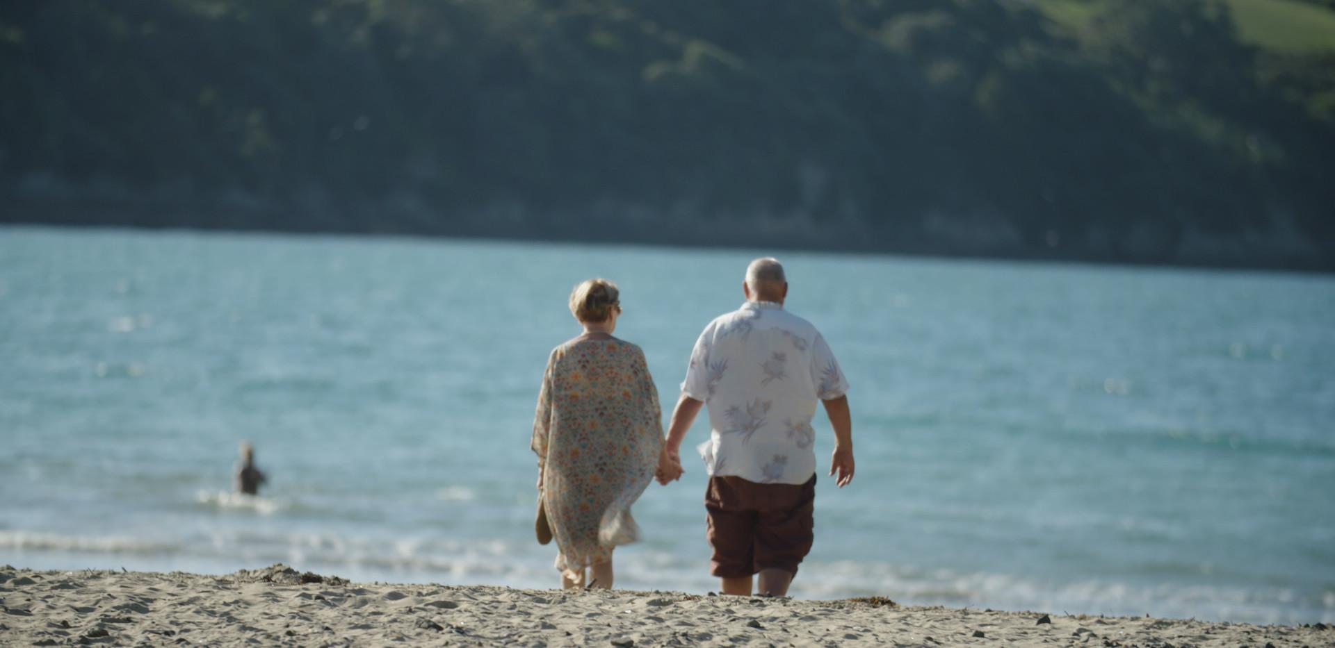 Beach Walk at Waiheke Retirement Village