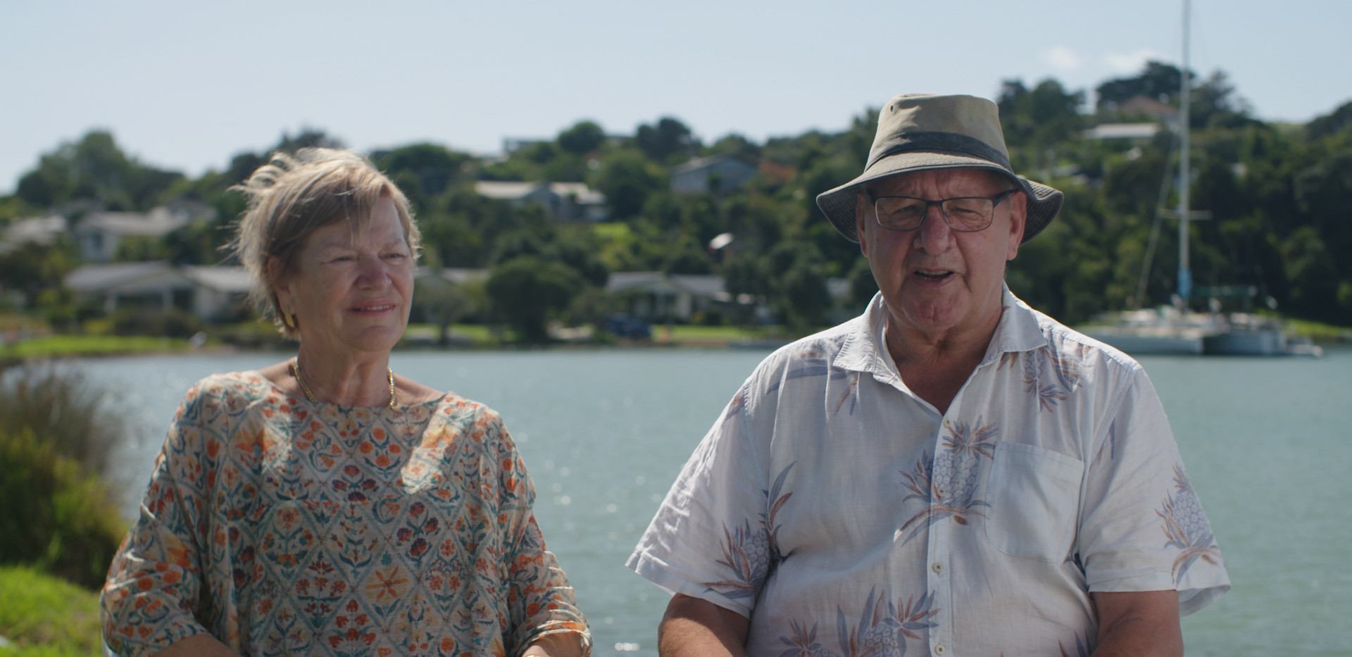 Allan and Diane Waiheke Retirement Village