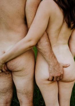 Amanda McCollum Nude Adventure Couple 4