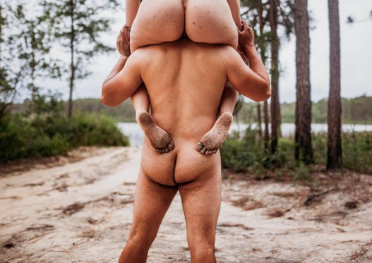 Amanda McCollum Nude Adventure Couple 2