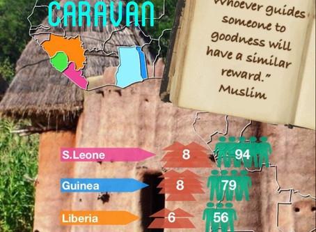 Dawah Caravan Updates
