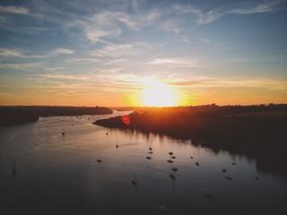 DURGAN SUNSET