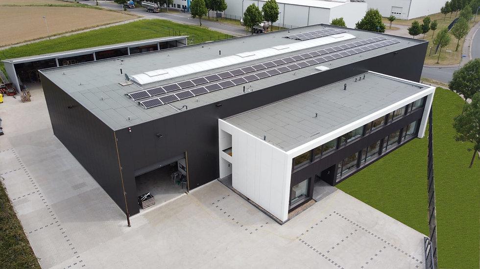 Firmenstandort Fassade Schendel GmbH