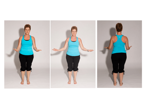 Stabilise the shoulder and stretch the chest