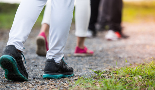 Walking Your way to a Healthier body