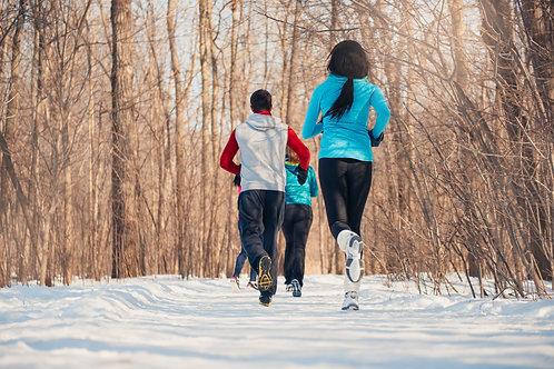 Winter 15K Group Running Program