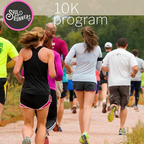 10K Fall & Winter Program