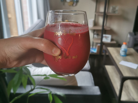 Why runners should eat beets + a really yummy beet smoothie recipe!
