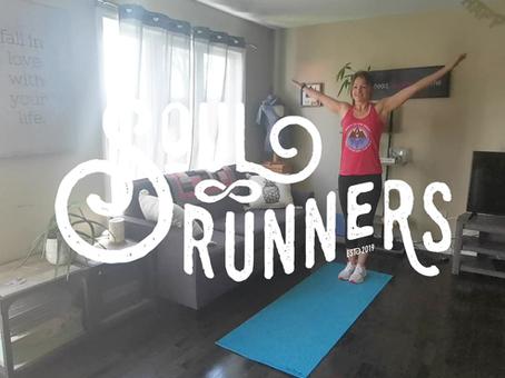 Post-Run Stretch Video
