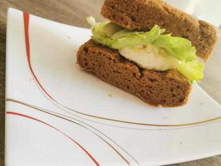 Keto Clean Eating Peanut Butter Bread