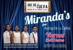 Los Mirandas
