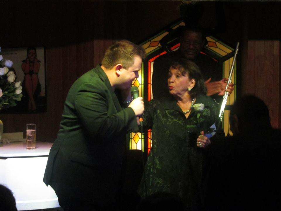 Rodrigo e Irma Carlón