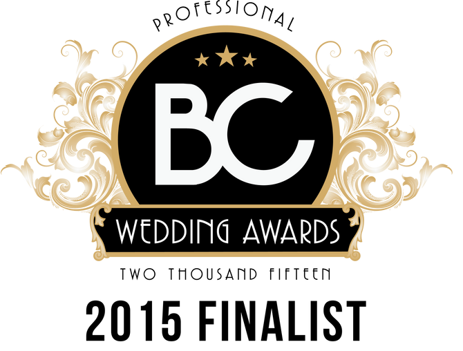 BC PROFESSIONAL WEDDING AWARDS